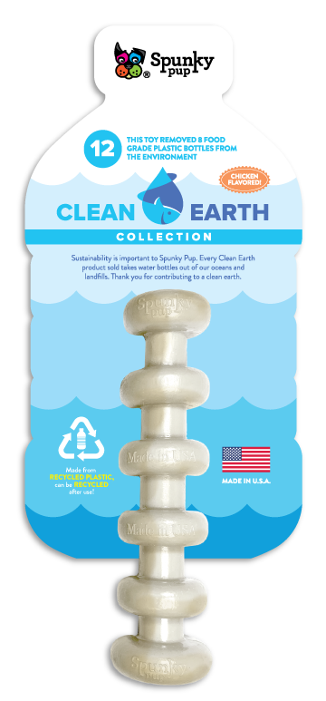 Clean Earth Stick shaped toy